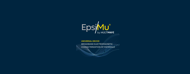 Permittivity Measurement System EpsiMu