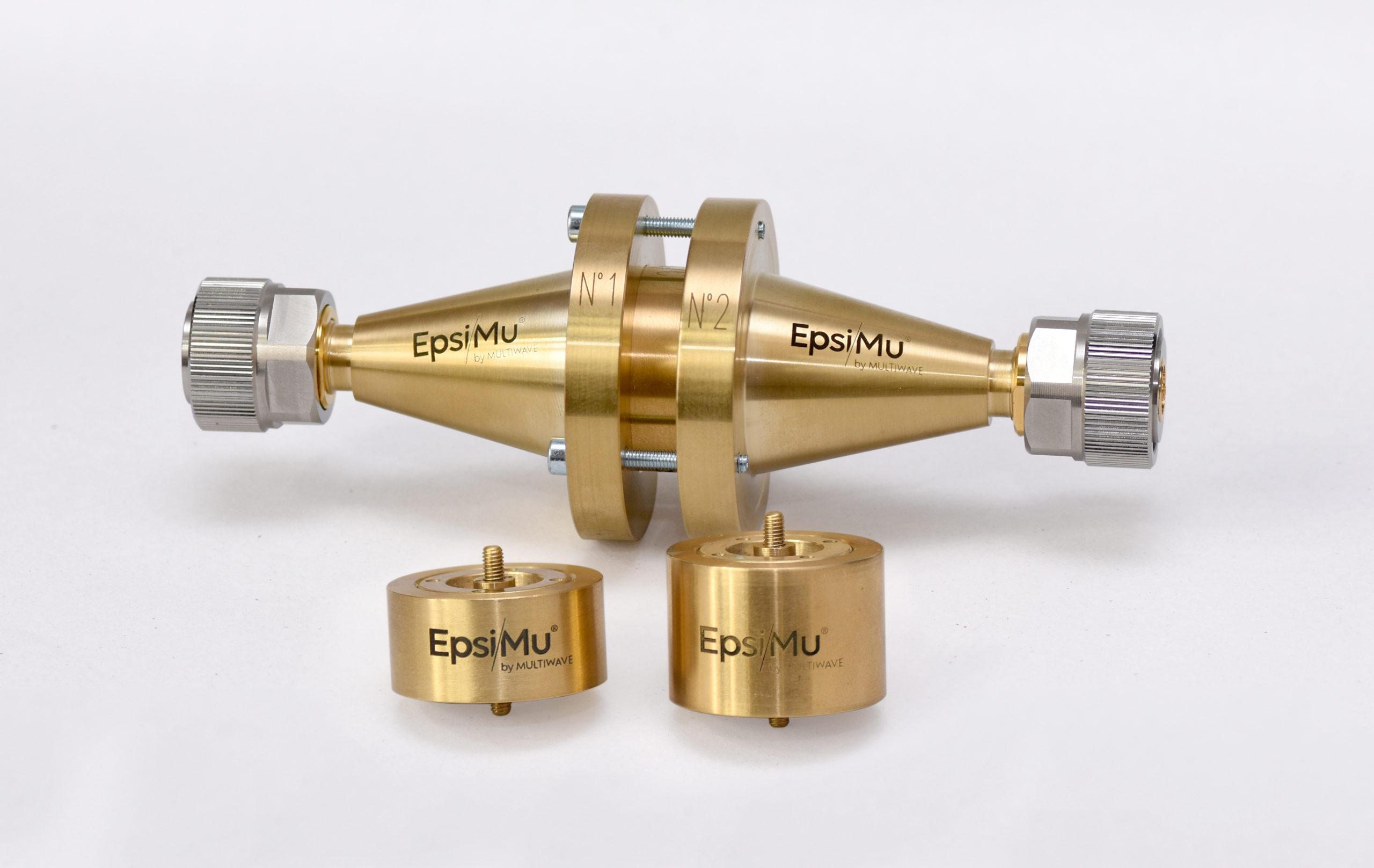 EpsiMu PE13 electromagnetic properties measurement kit