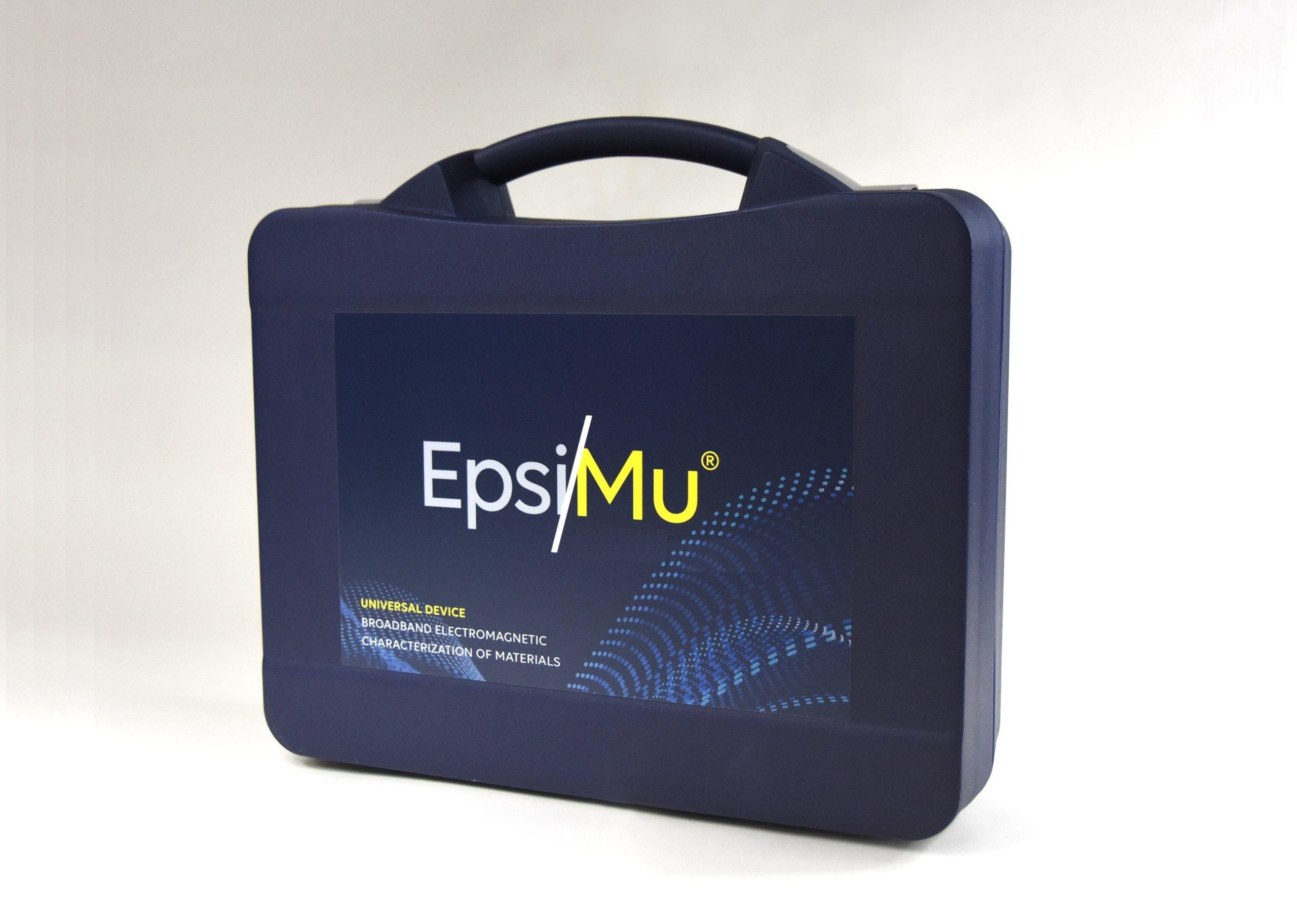 EpsiMu electromagnetic properties complete measurement kit